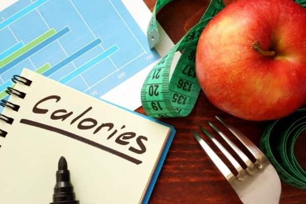 surveillé ses calories pour perdre du poids